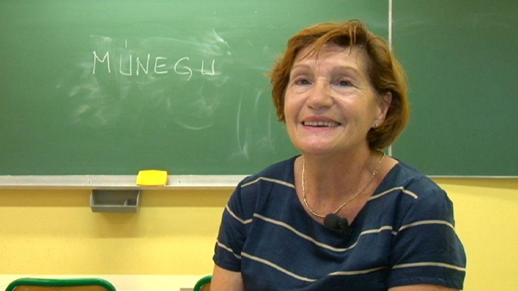 """Dominique Salvo, enseignante : """"j'aime parler monégasque"""""""