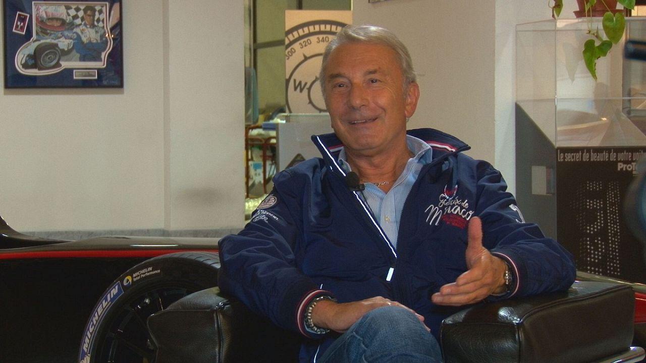 """Michel Ferry : le sport automobile, """" j'y suis venu par passion"""""""