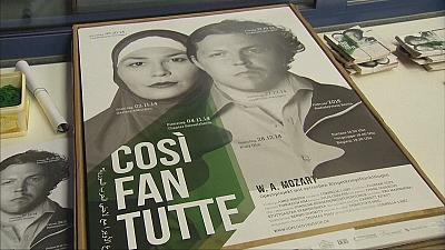 Così fan tutte gets make-over in the name of peace