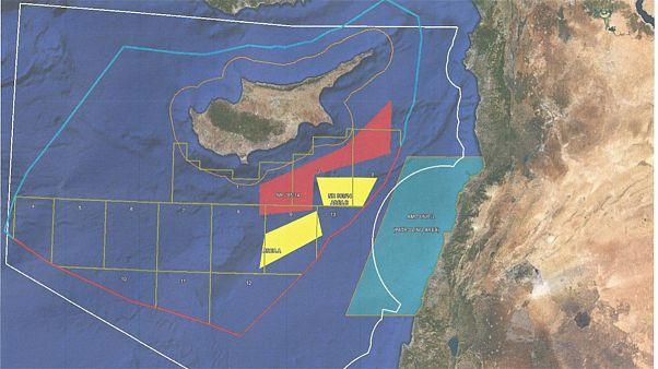 Κύπρος:  Αυτός είναι ο χάρτης με τις τουρκικές προκλητικές ενέργειες στην κυπριακή ΑΟΖ