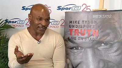 Toe-to-toe with Tyson