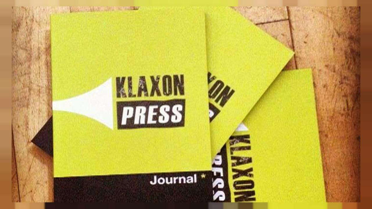 "How to ""Press the Klaxon"" for artists"