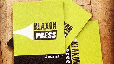 """How to """"Press the Klaxon"""" for artists"""