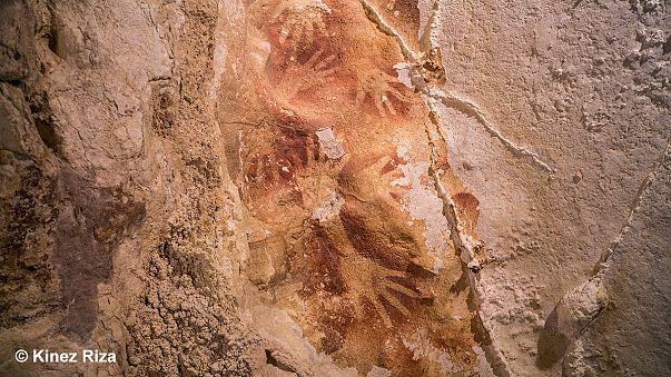 Revista Nature revela: arte das cavernas tem 40 mil anos