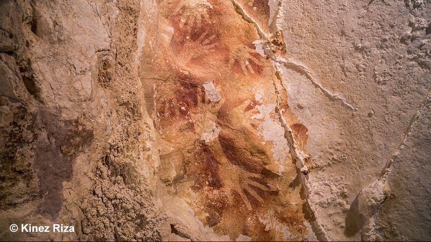 Il mondo scopre il suo primo artista, in Indonesia un disegno di 40.000 anni