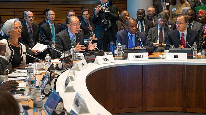 """ВБ предсказывает """"катастрофические"""" экономические последствия Эболы"""
