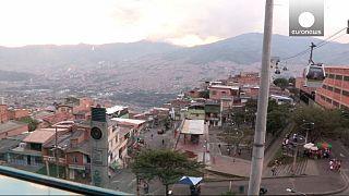 Medellín frente al reto de olvidar un pasado de luto