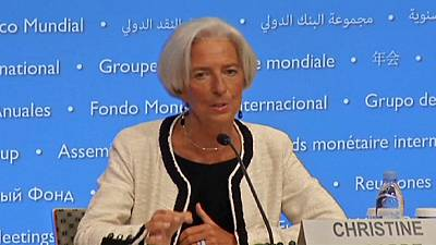 'Spend more to grow more' says IMF's Lagarde
