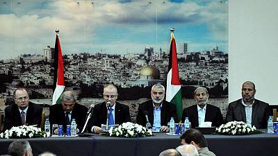 First Palestinian cabinet meeting in Gaza since 2007