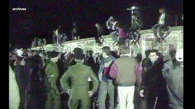 Germany: Leipzig recalls historic 1989 protest