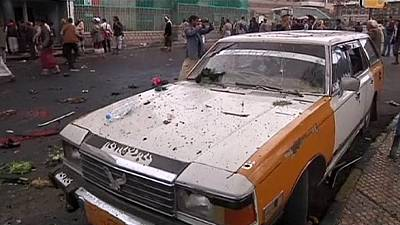 Yemen suicide attacks kill dozens