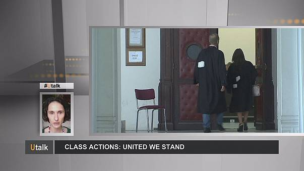 Class actions: United we stand