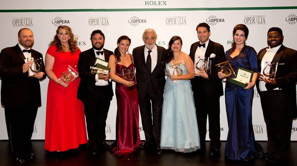 Plácido Domingo's Operalia 2014: final round