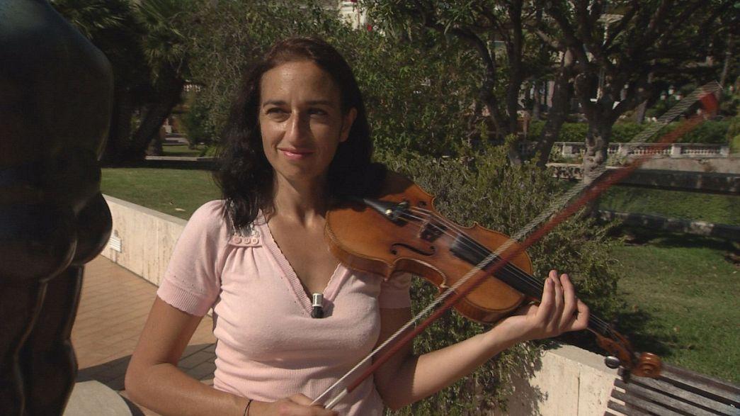 "Liza Kerob, violoniste : ""un instrument, c'est un animal sauvage"""