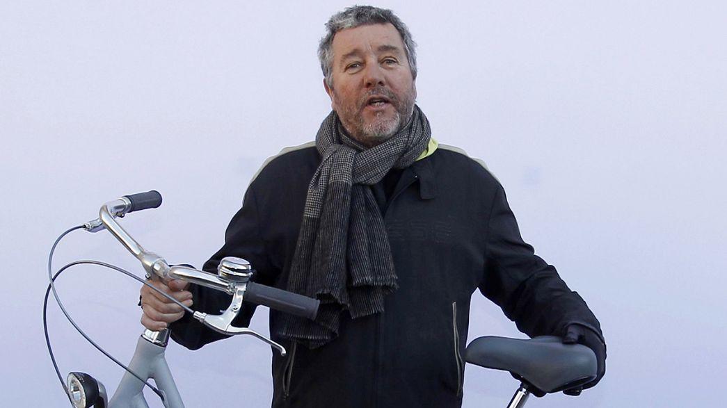 Möchten Sie dem französischen Designer Philippe Starck eine Frage stellen?