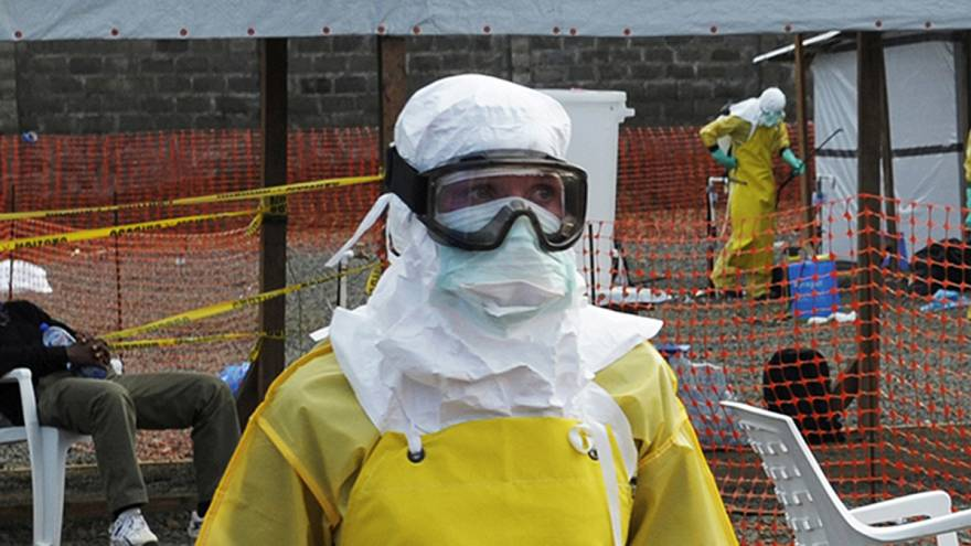 Firms ready to cash-in on demand for Ebola protection suits