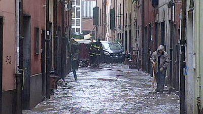 Cenova'da sel felaketi can aldı