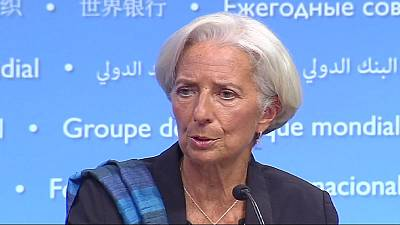IMF 'ready to do more' to help battle Ebola