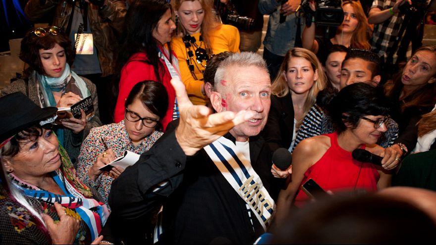 Jean Paul Gaultier: Uma carreira às riscas