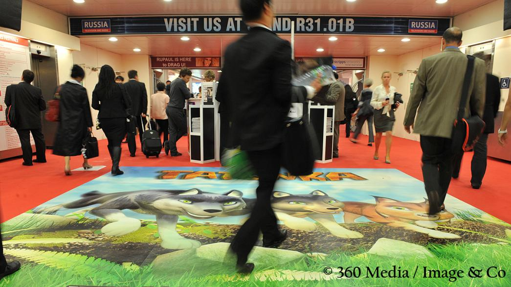 Live coverage: day 4 opens at 2014 MIPCOM entertainment market