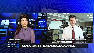 Oro nero ostaggio della crescita debole