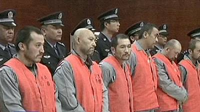 Uighurs given death sentences in China after ethnic violence