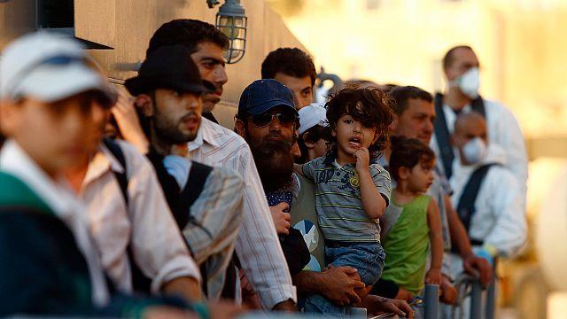 European police begin controversial hunt for thousands of 'irregular' migrants