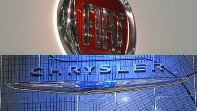 Fiat Chrysler debuts on Wall Street