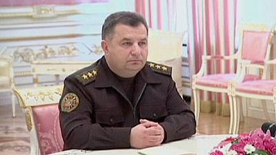 Head of Ukraine's National Guard nominated as new defence minister
