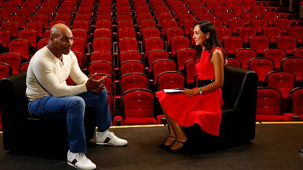 BONUS: An encounter with boxing legend Mike Tyson