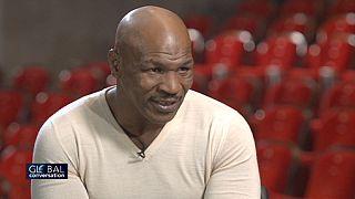 """Mike Tyson: """"El boxeo es solo una pequeña parte de la vida, cuando acaba queda mucho por delante"""""""