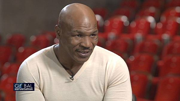 "Mike Tyson : ""on apprend l'humilité en vieillissant"""