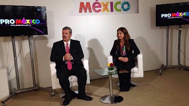 Mexico launches its official promotion campaign