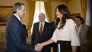Αμάλ Αλαμουντίν-Κλούνεϊ: «Η ελληνική κυβέρνηση έχει δίκιο που ζητά την επιστροφή των γλυπτών»