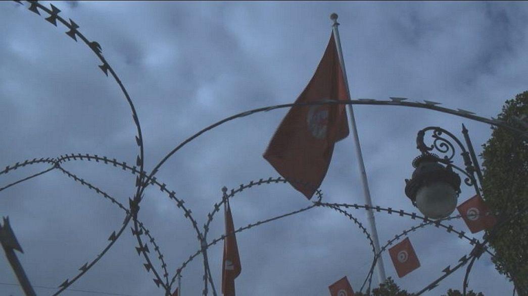 """""""Tunus'ta insan hakları sadece slogandan ibaret"""""""