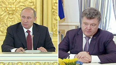 Russia-Ukraine cool-down in Milan, still tense on border