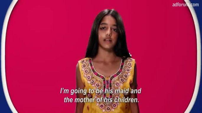 Little Girls Hijack Age Warning During Prime Time (PLAN)