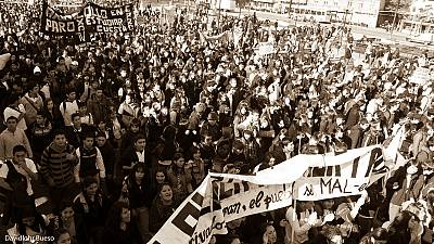 Young people and the power of protest