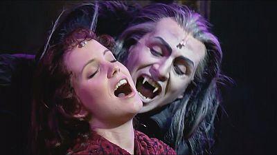 Polanski musical 'Dance of the Vampires' opens in Paris