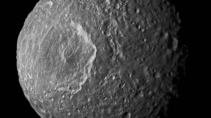 Saturn moon may have 'life-friendly' underground ocean