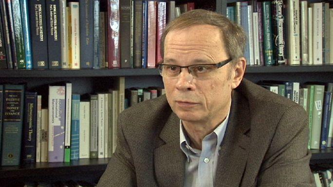Nobel winner Jean Tirole speaks out in favour of a European budget
