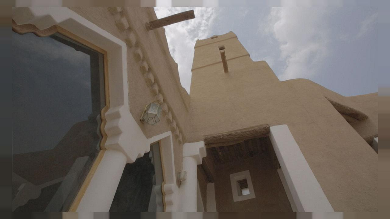 الدرعية مهد المملكة العربية السعودية، طريقة تقلدية منسية لاعادة ترميمها
