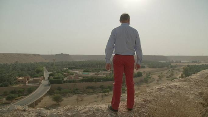 Traveller's diary: Wadi Hanifah