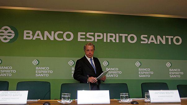 Falência de mais duas holdings do Grupo Espírito Santo