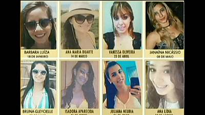 Brazil police arrest suspected killer of 39 people