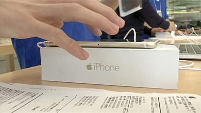 China and India get iPhone 6 models