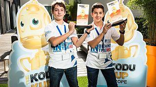 Έλληνες μαθητές πήραν το πρώτο βραβείο σε διαγωνισμό της Microsoft