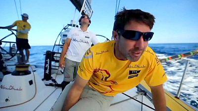 Volvo Ocean Race: les organismes à rude épreuve