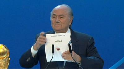 FIFA report into alleged World Cup vote rigging kept secret