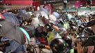 Hong Kong'daki protestocular geri adım atmıyor
